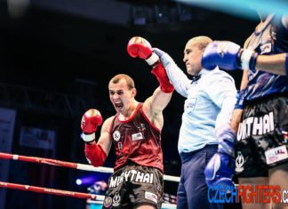 Dmitry Valent becomes IFMA Muay Thai European Champion in Prague