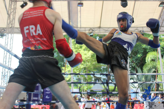 FISU Muay Thai World University Championship