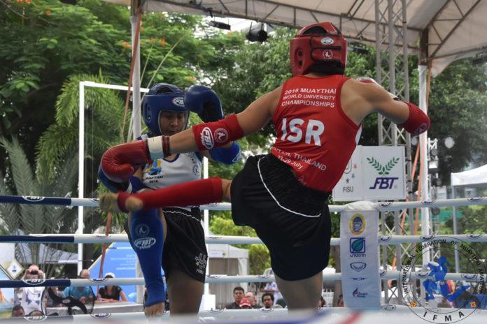 FISU Muay Thai World University Championship 2018