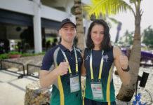 Team Australia partakes in FISU Muay Thai World University Championship