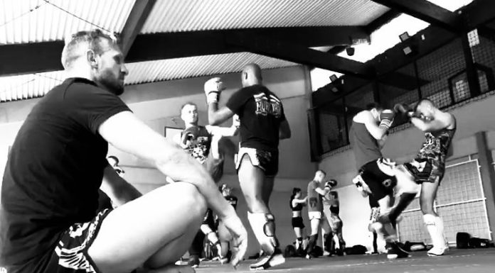 Nathan Corbett at Ronin-Carnage Global Summer Training Camp
