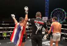 Saenchai defeats Amir Naseri at Thai Fight Hat Yai