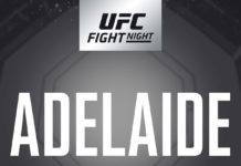 UFC Adelaide Fight Night announced