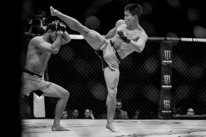 Ben Nguyen vs. Wilson Reis targeted for UFC Adelaide