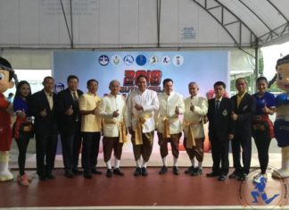IFMA Muay Thai Youth Worlds