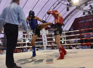 IFMA Muay Thai events scheduled for 2019