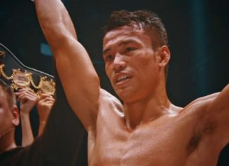 Sitthichai Sitsongpeenong retains lightweight title at GLORY 57 China
