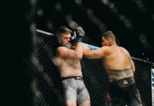 Tai Tuivasa faces Junior dos Santos at UFC Adelaide