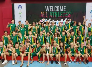 Team Australia earns 18 medals at IFMA Muay Thai Youth Worlds
