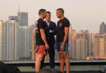 Daniel Dawson vs Mustapha Haida at One Shanghai