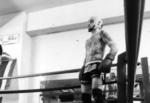 Jonny Lee Miller Muay Thai devotee