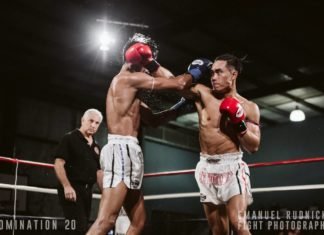 Domination Muay Thai 21 fight card released
