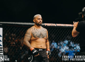 Mark Hunt faces Oleksiy Oliynyk at UFC Moscow