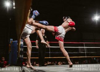 Misagh Norouzi next fight Domination Muay Thai 21