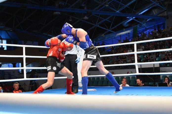 Muay Thai featured on the Arafura Games 2019 programme