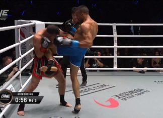 Mustapha Haida defeats Daniel Dawson at ONE Beyond the Horizon