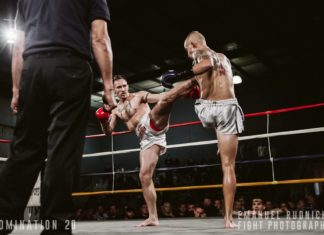 Four-man tournament tops up Domination Muay Thai 21
