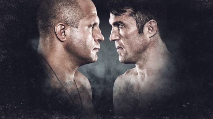Fedor faces Sonnen in heavyweight WGP semi-final at Bellator 208