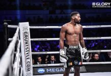 Cedric Doumbe defeats Jimmy Vienot at GLORY 60 Lyon