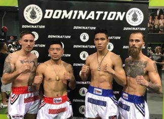 Domination Muay Thai 21