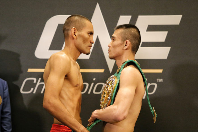 Srisaket Sor Rungvisai faces Iran Diaz at ONE Kingdom of Heroes