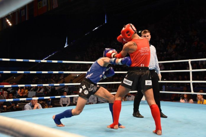Muay Thai Asian Championships is held at Macau Forum