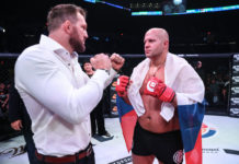 Fedor Emelianenko defeats Chael Sonnen at Bellator 208