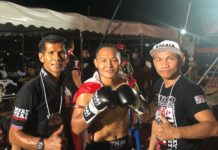 Saenchai defeats Isaac Santos at Thai Fight Chiang Rai