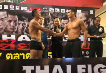 Saenchai vs Isaac Santos headlines Thai Fight Chiang Rai