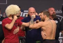 UFC 229: Khabib and Conor make weight