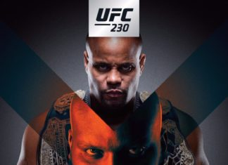 Official poster for UFC 230 arrived