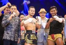 Buakaw vs Yodsanklai was MAS Fight prank