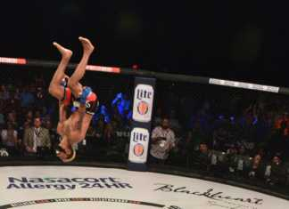 Darrion Caldwell challenges Kyoji Horiguchi for Rizin FF bantamweight title