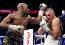 Floyd Mayweather next fight opinion