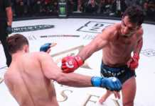 Gegard Mousasi vs Rafael Lovato Jr co-headlines Bellator 214