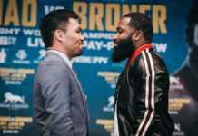 Manny Pacquiao vs Adrien Broner scheduled for January 19