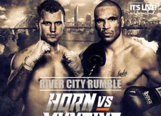 Jeff Horn vs Anthony Mundine fight card for River City Rumble