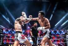 Thai Fight Nakhon Ratchasima scheduled for December 22
