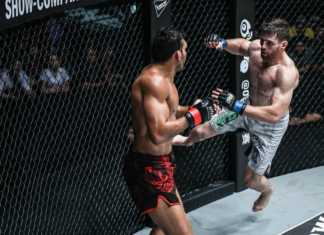 Tyler McGuire faces Zebastian Kadestam for ONE Championship Welterweight title
