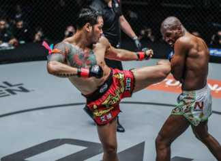 Yodsanklai vs Luis Regis headlines ONE Championship Kuala Lumpur