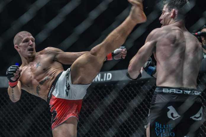 Zebaztian Kadestam defeats Tyler McGuire at ONE Championship Warrios Dream