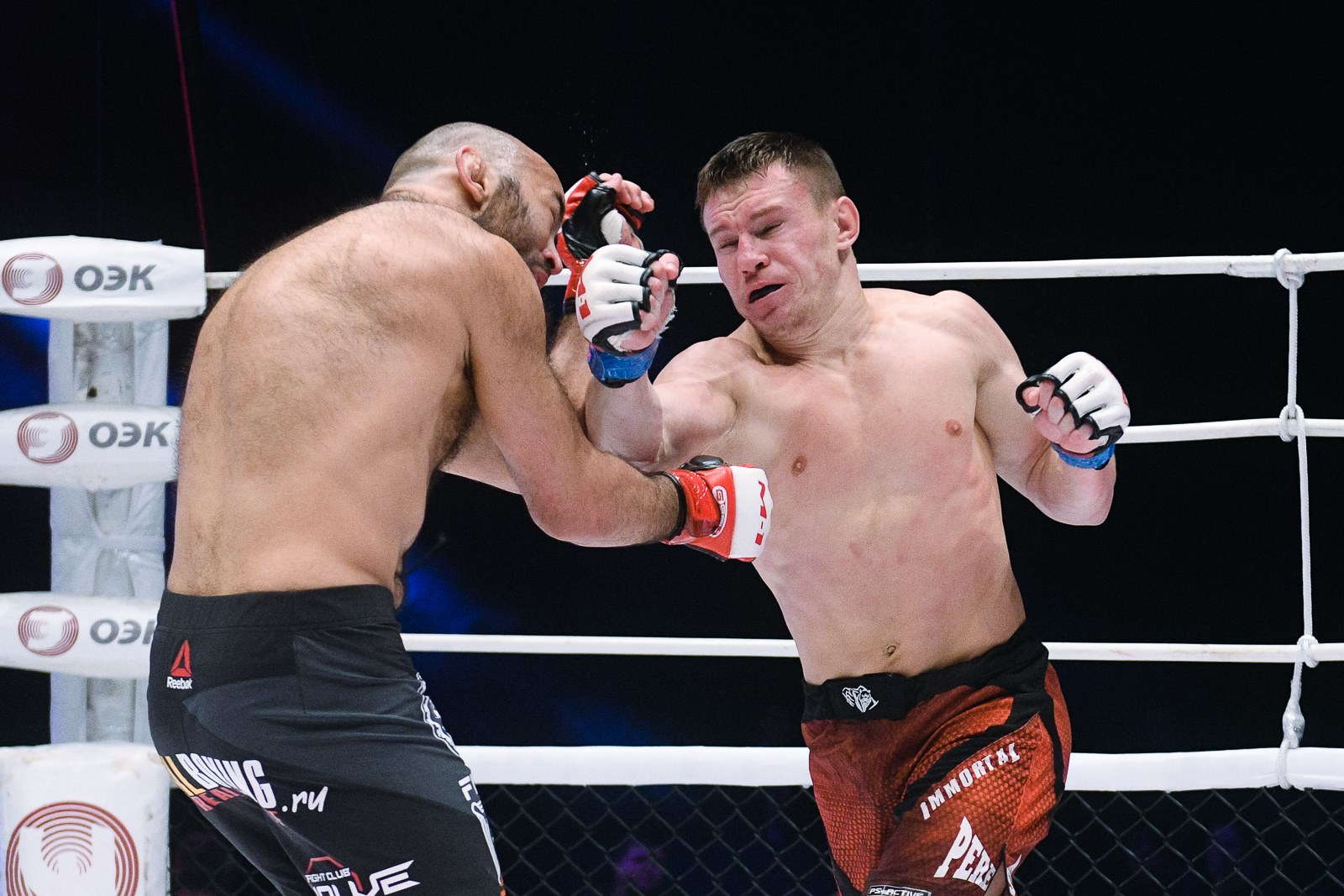Andrey Lezhnev ready for Nate Landwehr M-1 Challenge featherweight title fight