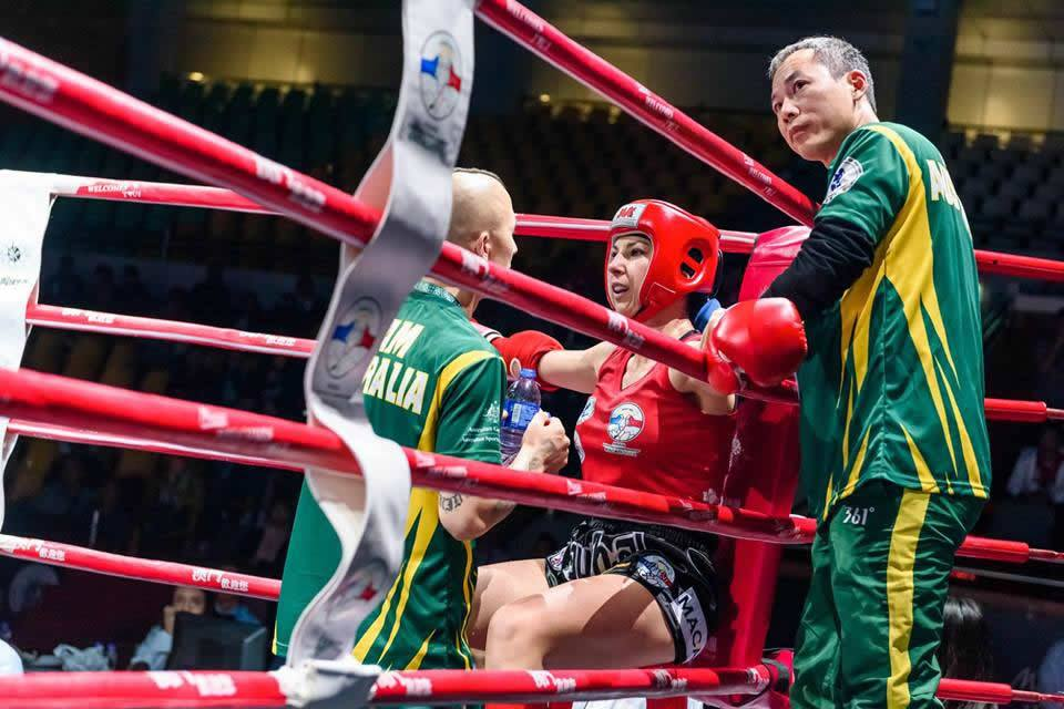 Oceania earns Gold at Asian Muay Thai Championships in Macau