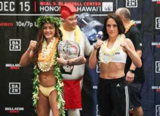Macfarlane vs Letourneau headlines Bellator 213 Honolulu