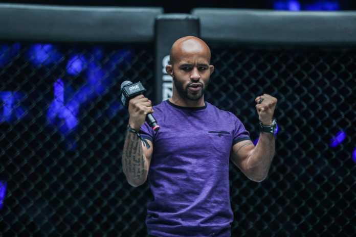 Demetrious Johnson makes ONE Championship debut