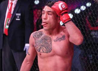 Emmanuel Sanchez faces Ashleigh Grimshaw at Bellator MMA