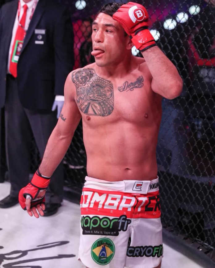 Emmanuel Sanchez faces Ashleigh Grimshaw at Bellator MMA