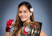 Ilima-Lei Macfarlane defeats Valerie Letourneau at Bellator 213