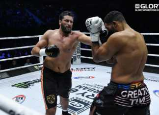 Jamal Ben Saddik wins GLORY 62 tournament