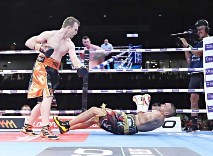 Jeff Horn defeats Anthony Mundine at River City Rumble Brisbane